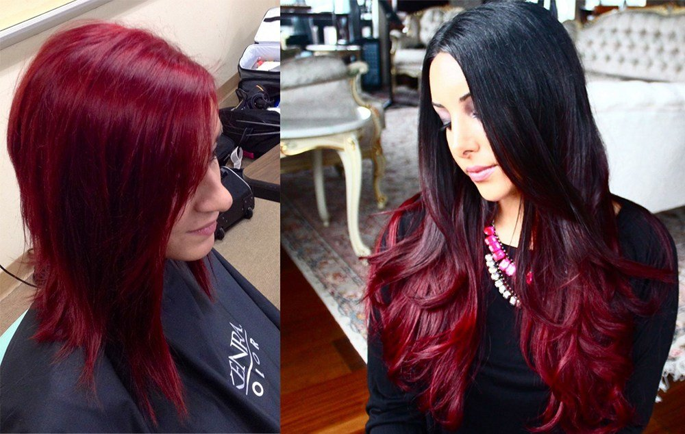 The Best Hair Trends 2017 Red Hair Shades Pictures