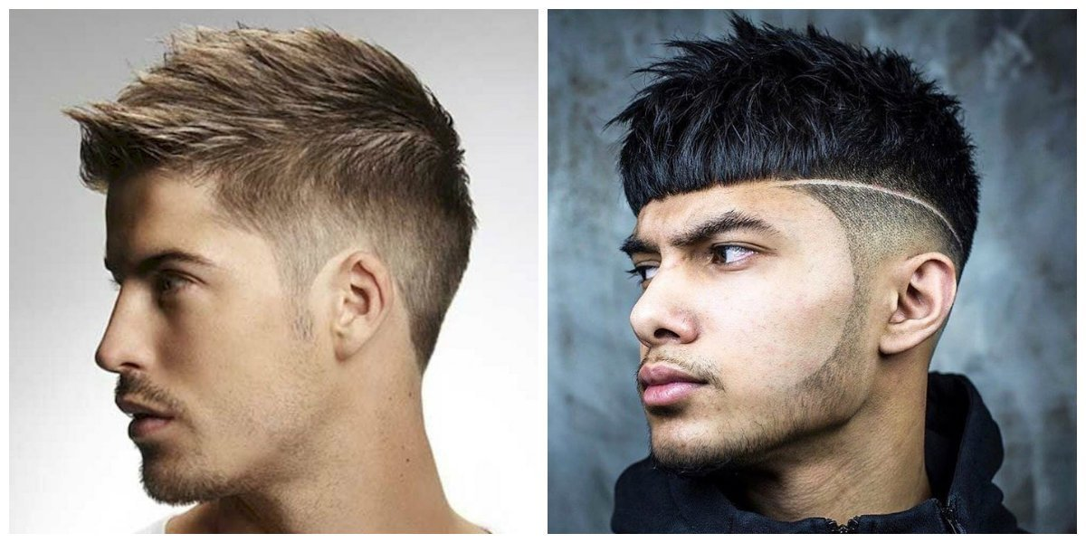 The Best Men Short Hairstyles 2019 Top 7 Male Short Haircuts 2019 Trends And Tips Pictures