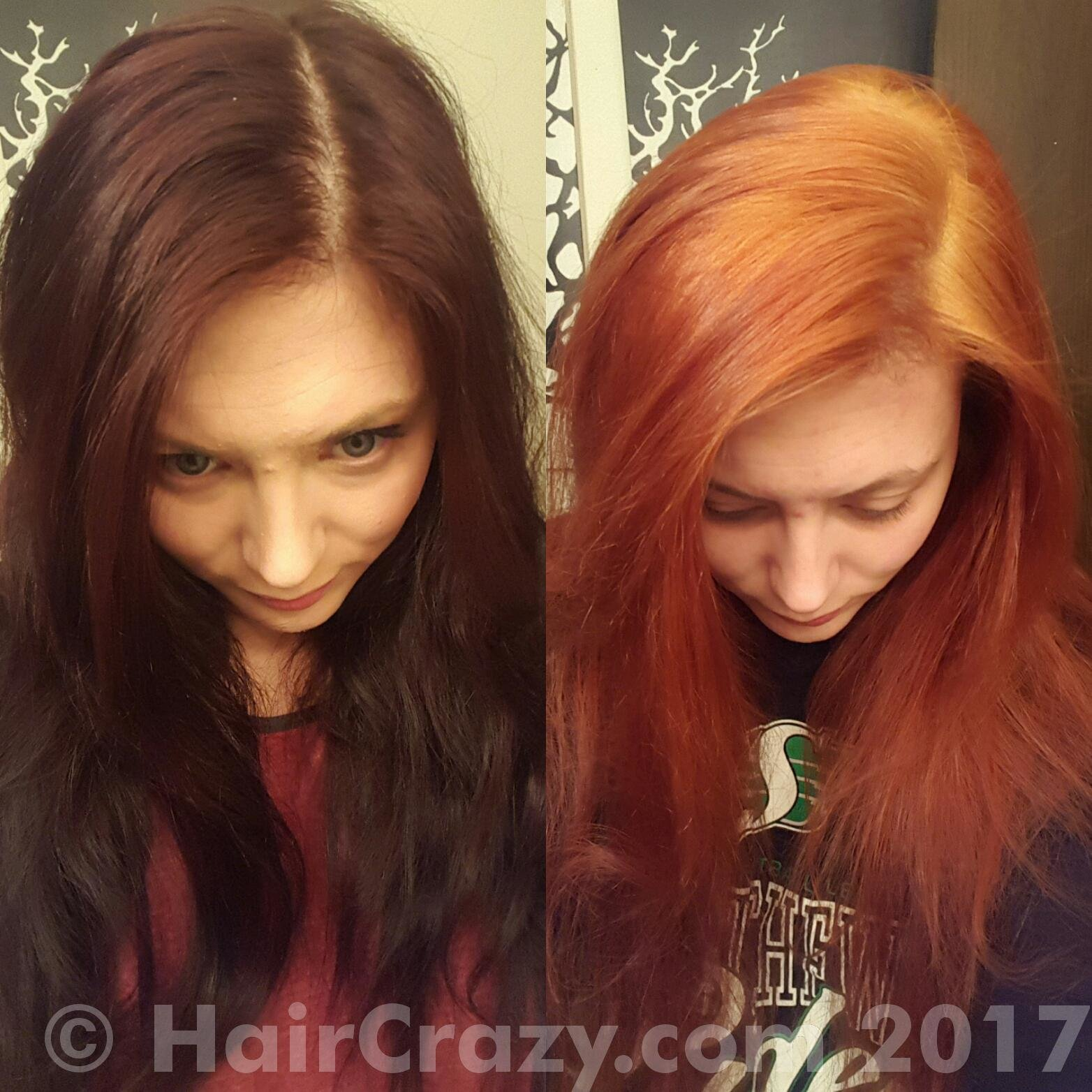 The Best Redying After Color Remover Forums Haircrazy Com Pictures