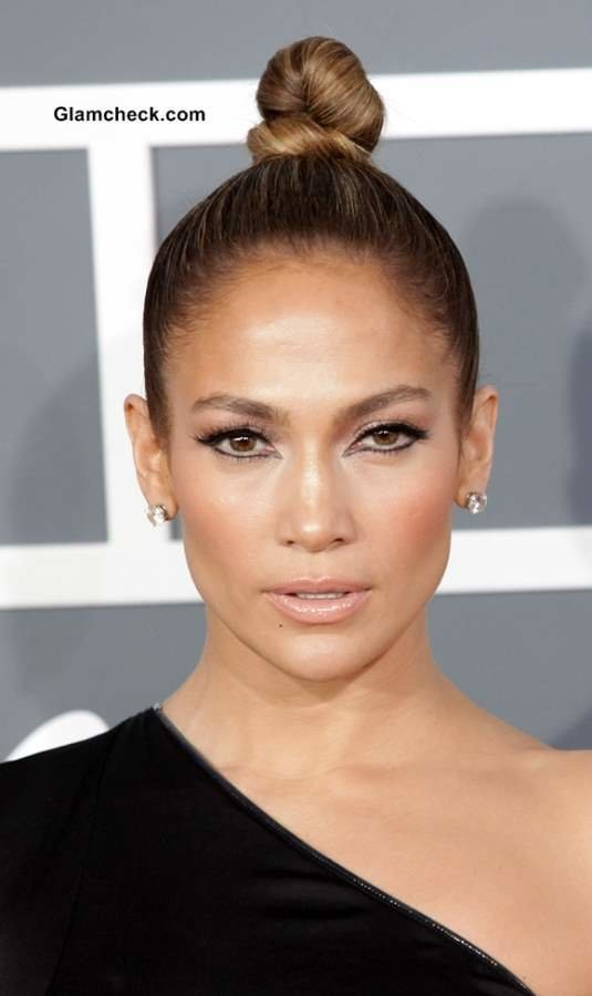 The Best Jennifer Lopez Glams It Up In Sophisticated Hair And Makeup Pictures
