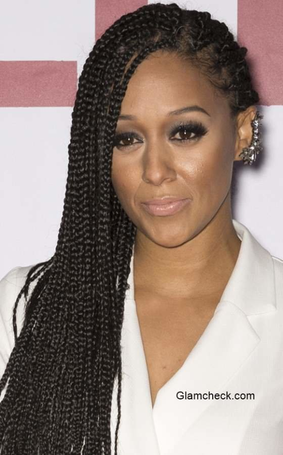 The Best Tia Mowry Shows Off A Bold New Hairstyle At The 'Selma Pictures