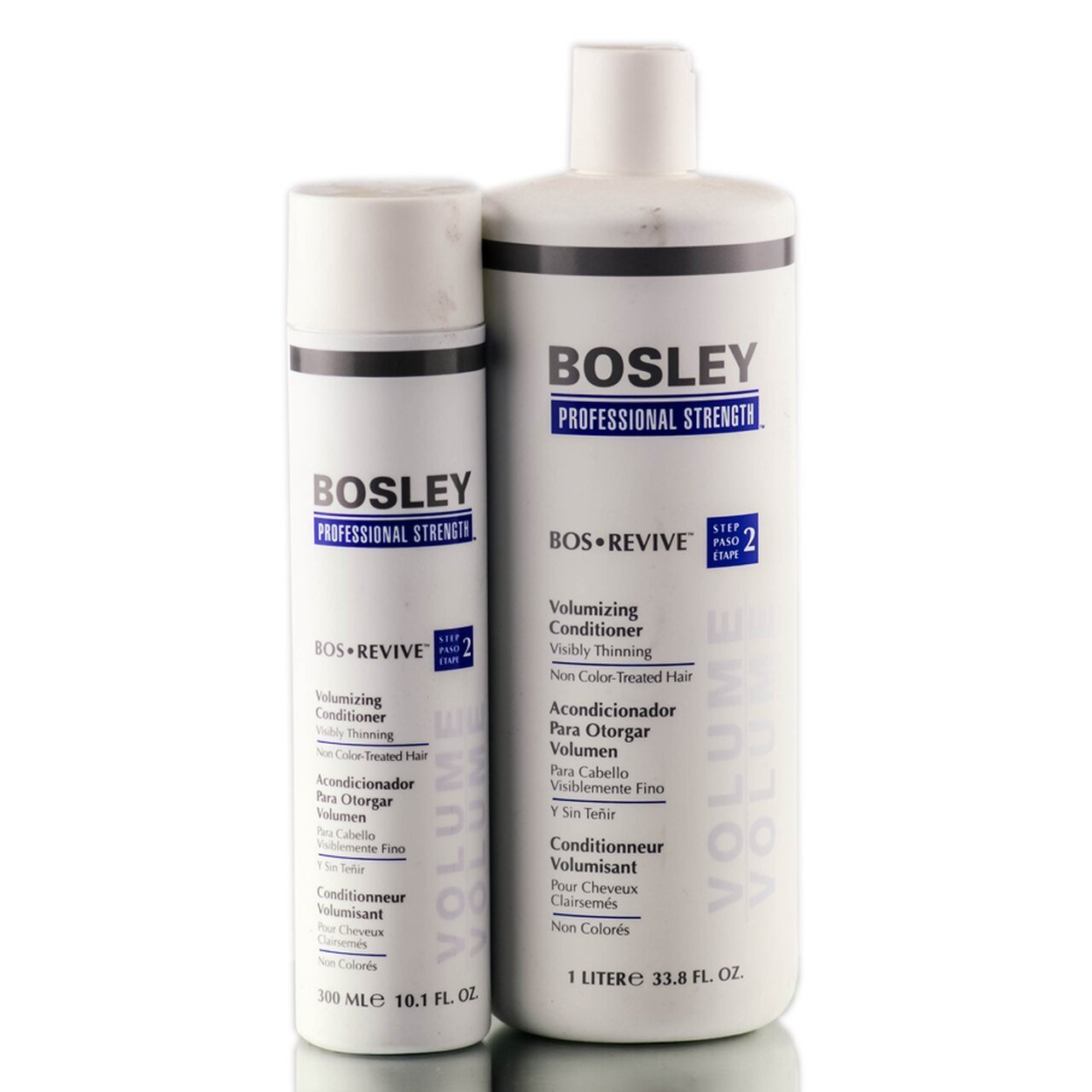 The Best Bosley Revive Volumizing Conditioner For Visibly Thinning Pictures