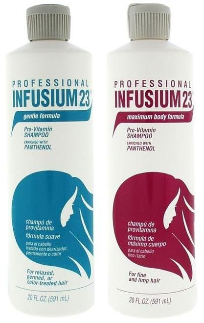 The Best Infusium 23 Pro Vitamin Shampoo Enriched With Panthenol Pictures