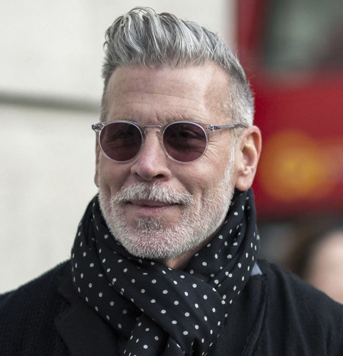 The Best The Modern Man's Guide To Going Grey Gracefully Fashionbeans Pictures