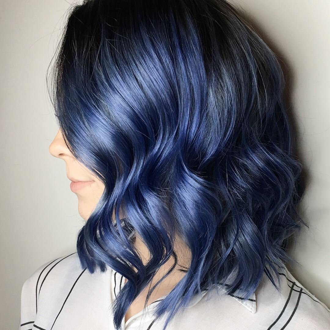 The Best Fashion Hair Colors — Steller Hair Company Pictures