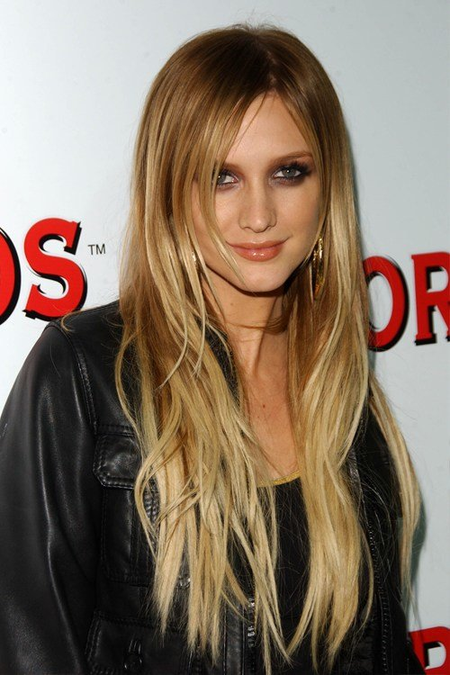 The Best Ashlee Simpson S Hairstyles Hair Colors Steal Her Style Pictures