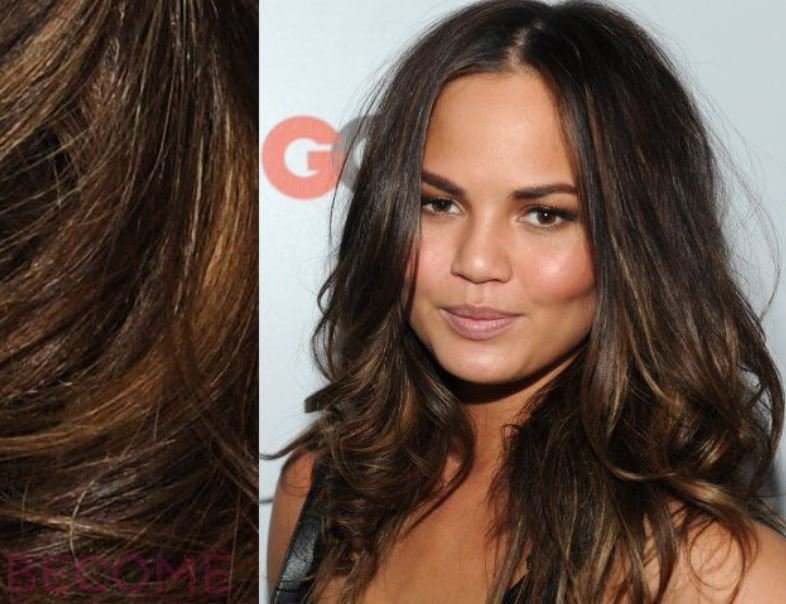 The Best Hair Color Ideas For Olive Skin Strong Hair Pictures