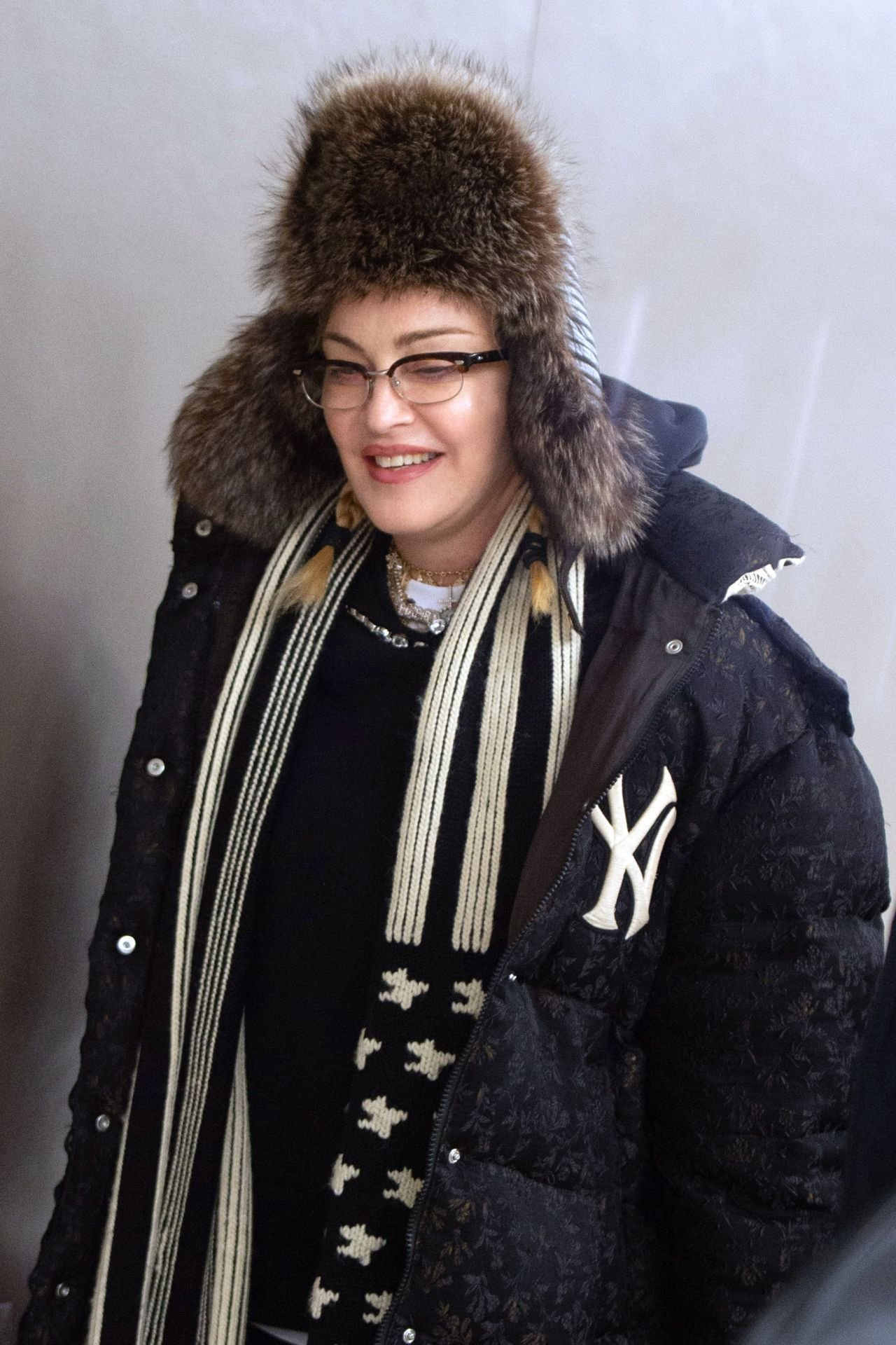 The Best Madonna In Travel Outfit New York 01 13 2019 Pictures