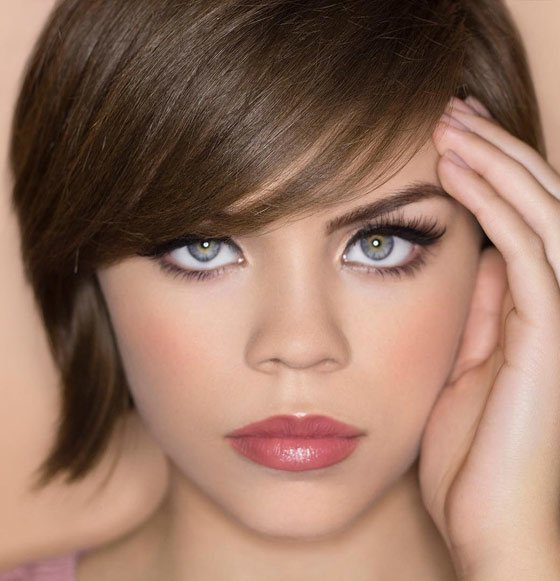The Best Best Hair Colors For Warm Skin Tone And Blue Eyes Hair Pictures