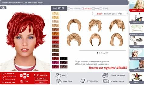 The Best Try New Hairstyles With My Photo Hair Pictures