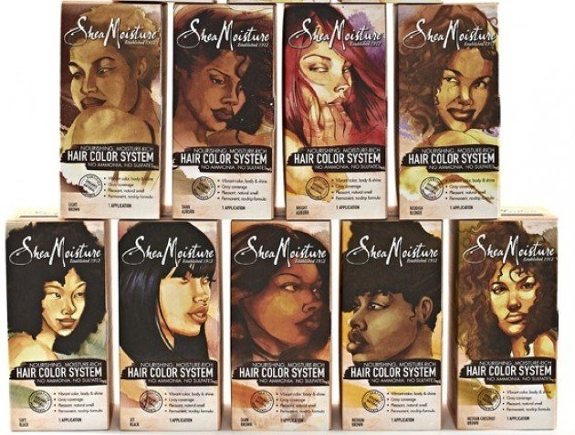 The Best Product Review Shea Moisture Hair Color System The Pictures