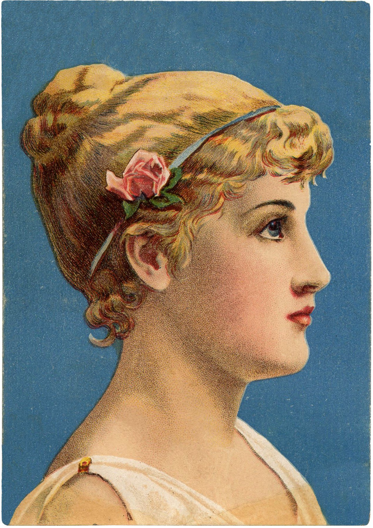 The Best Vintage Beauty Profile Image The Graphics Fairy Pictures