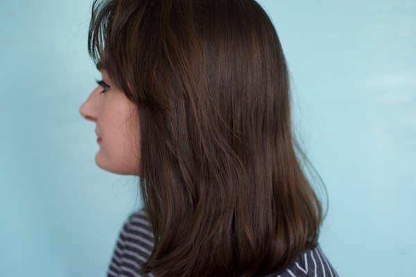 The Best Temporary Hair Color Options For Dark Hair The Pictures