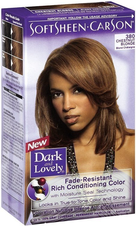The Best Dark And Lovely Fade Resistant Rich Conditioning Color Pictures