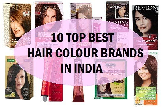The Best Top 10 Best Hair Color Brands In India 2019 For Men And Women Pictures