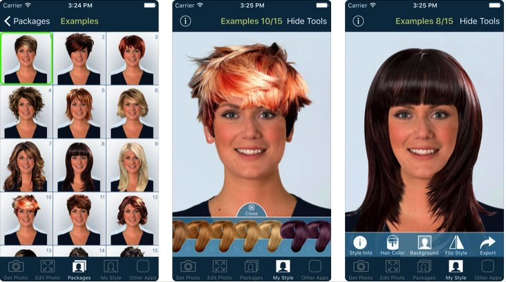 The Best 5 Best Hair Styler Apps To Try Different Looks Hairstyle Pictures