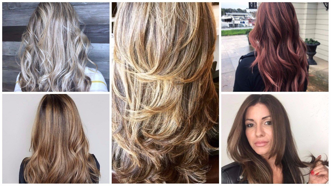 The Best Hair Color Trends 2019 Archives Hairstyles 2019 New Pictures