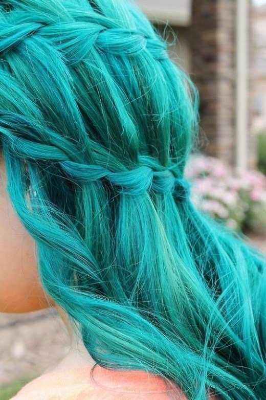 The Best Diy Hair 10 Ways To Dye Mermaid Hair Bellatory Pictures