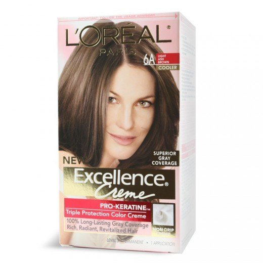 The Best Hair Color Dye For Gray Hair Coverage Coloring Pictures