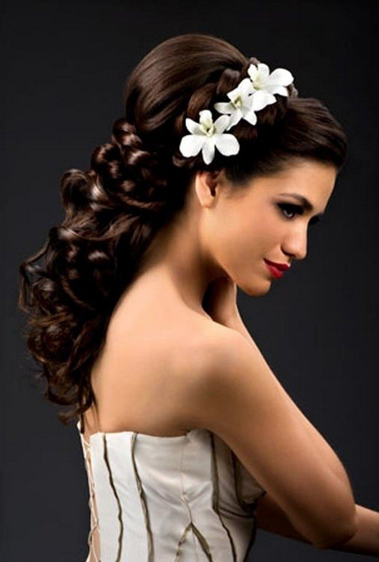 The Best Pick The Best Ideas For Your Trendy Bridal Hairstyle Pictures