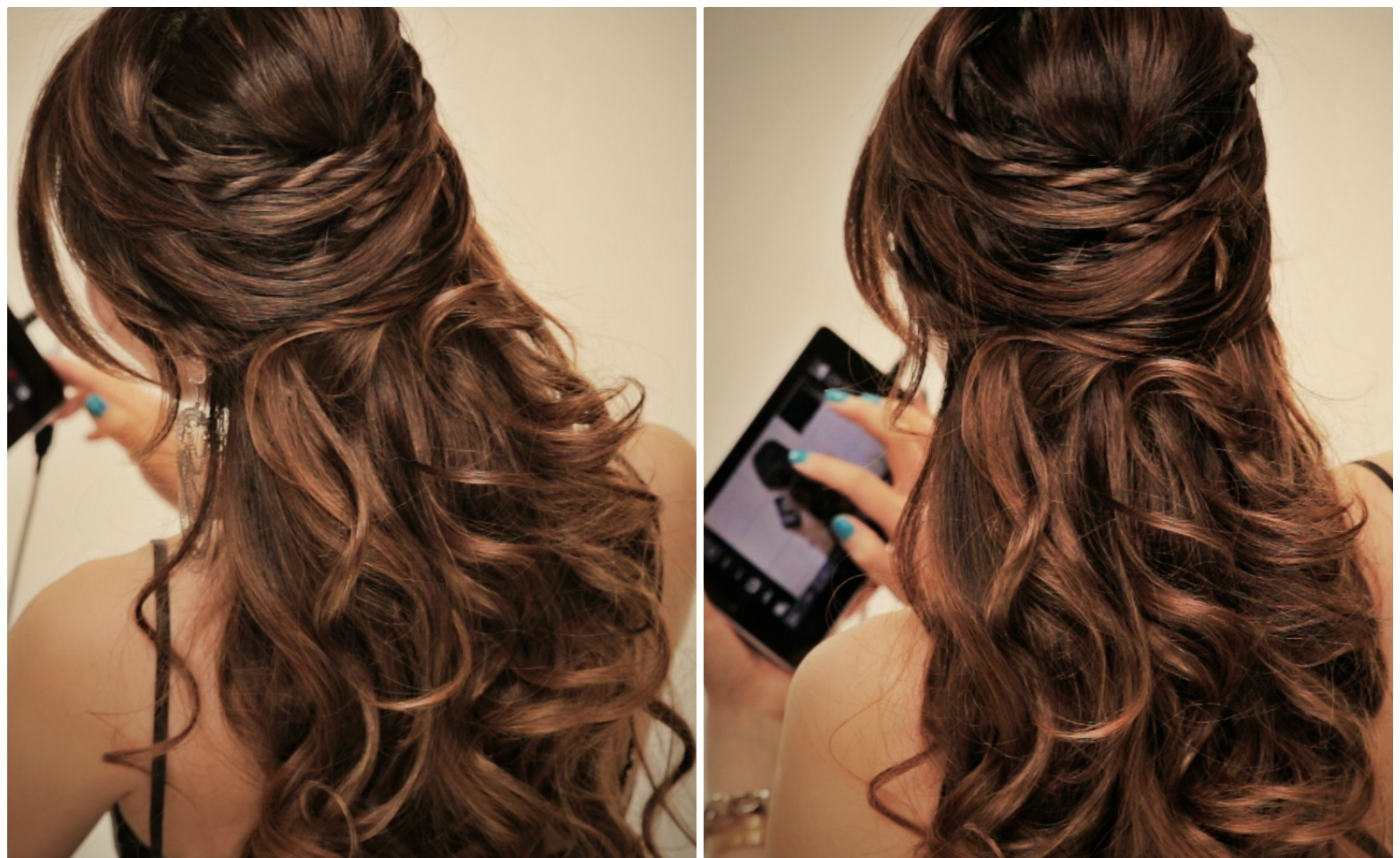 The Best Simple Party Hairstyles For Long Hair Hairstyle For Pictures