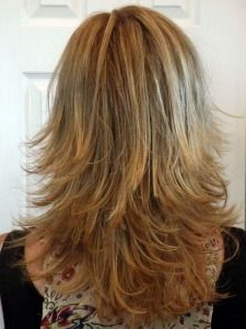 The Best Medium Length Layered Hairstyles For Thick Hair Pictures