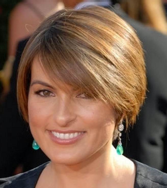 The Best Short Hairstyles For Over 40 Year Old Woman Hairstyle Pictures