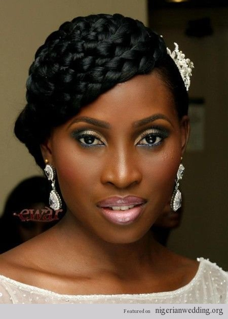 The Best African American Braided Hairstyles For Weddings Pictures