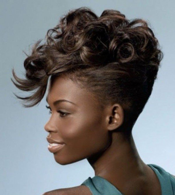 The Best Black Weave Updo Hairstyles Hairstyle For Women Man Pictures