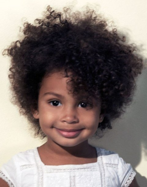 The Best Hairstyles For Black Girls With Thick Hair Hairstyle For Pictures