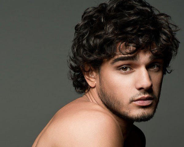 The Best Thick Curly Hairstyles For Men Hairstyle For Women Man Pictures