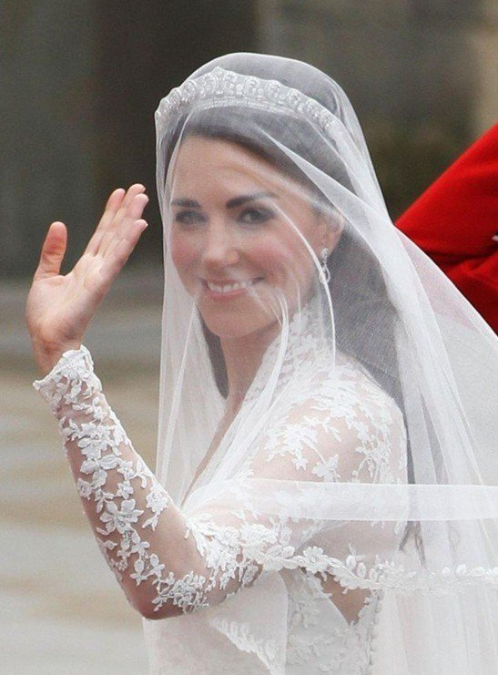 The Best Kate Middleton And Prince Williams Royal Wedding Pictures