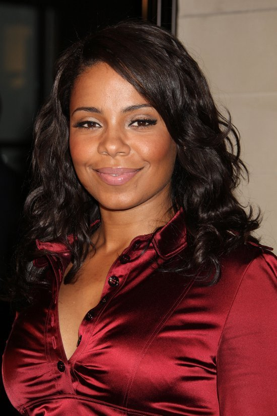 The Best Sanaa Lathan Medium Length Black Curly Hairstyles Pictures