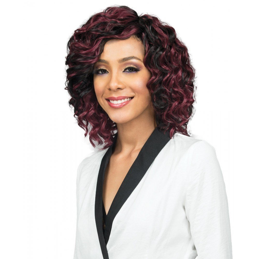 The Best Bobbi Boss Miss Origin Short Style Human Hair Blend Weave Pictures