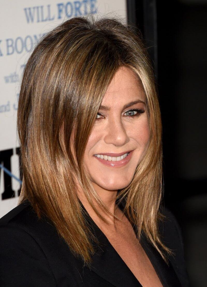 The Best Get Inspired By Jennifer Aniston Hairstyles In 2018 Pictures