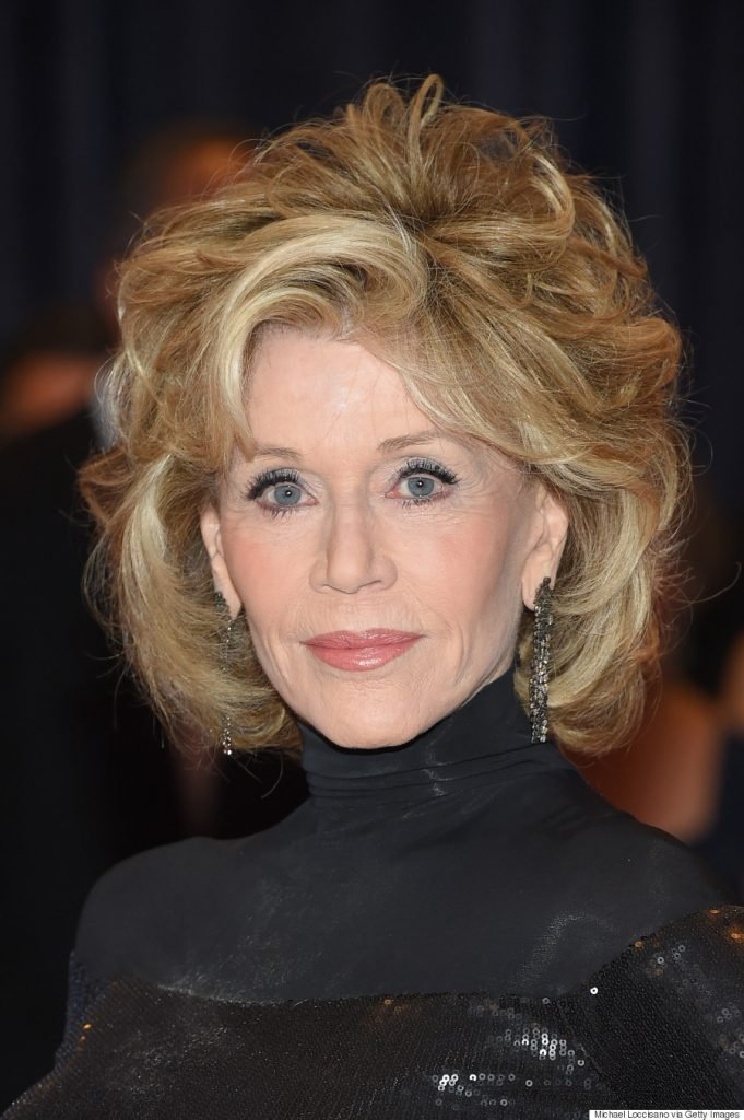 The Best Jane Fonda Hairstyles Hairstylo Pictures