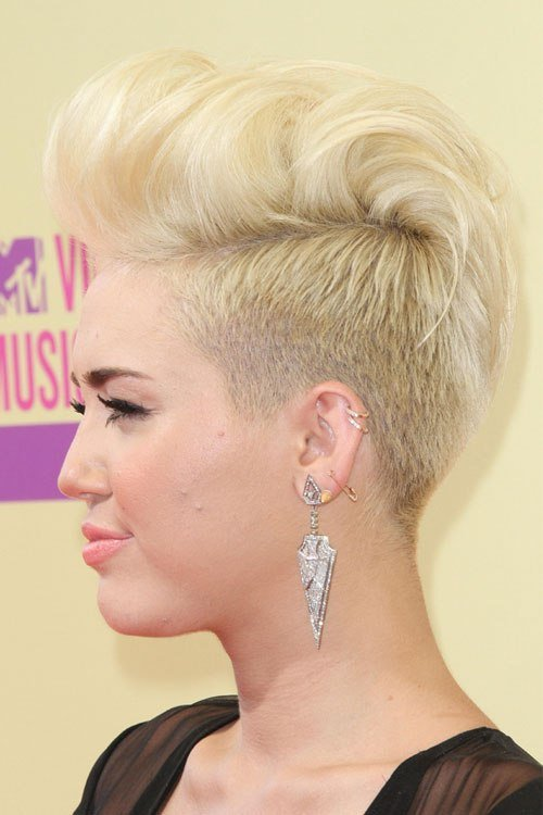 The Best Miley Cyrus Hairstyles Hairstylo Pictures