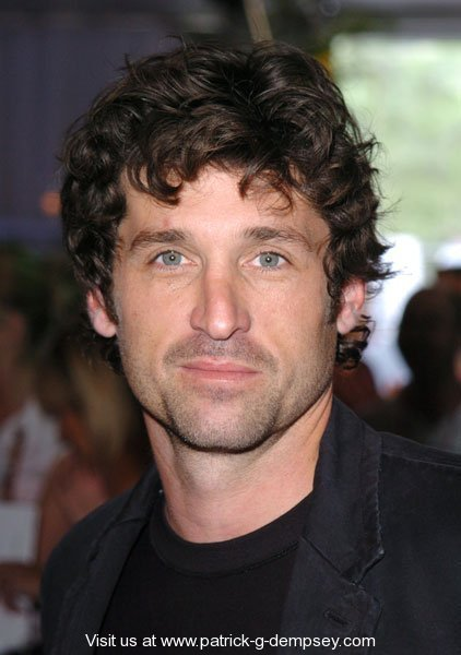 The Best Patrick Dempsey Hairstyles Hairstylo Pictures