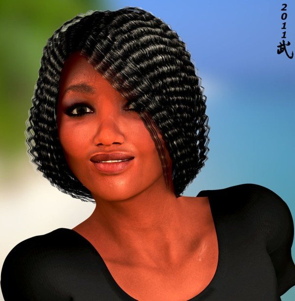 The Best Perm For Black Women Hairstylo Pictures