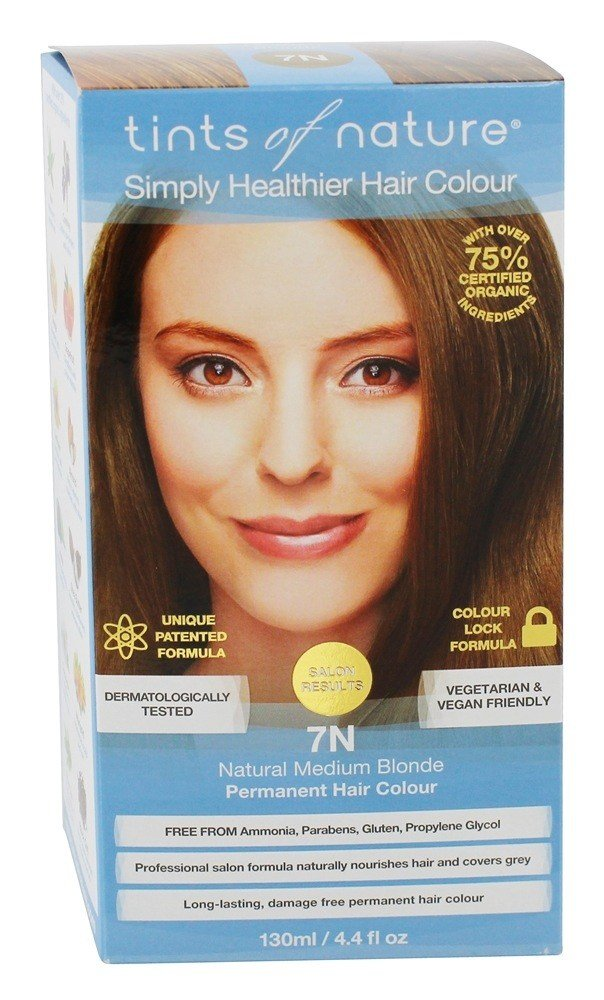 The Best Buy Tints Of Nature Conditioning Permanent Hair Color 7N Pictures