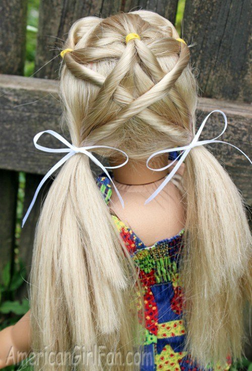 The Best Holiday Hairstyles For American Girl Dolls Life Is Pictures