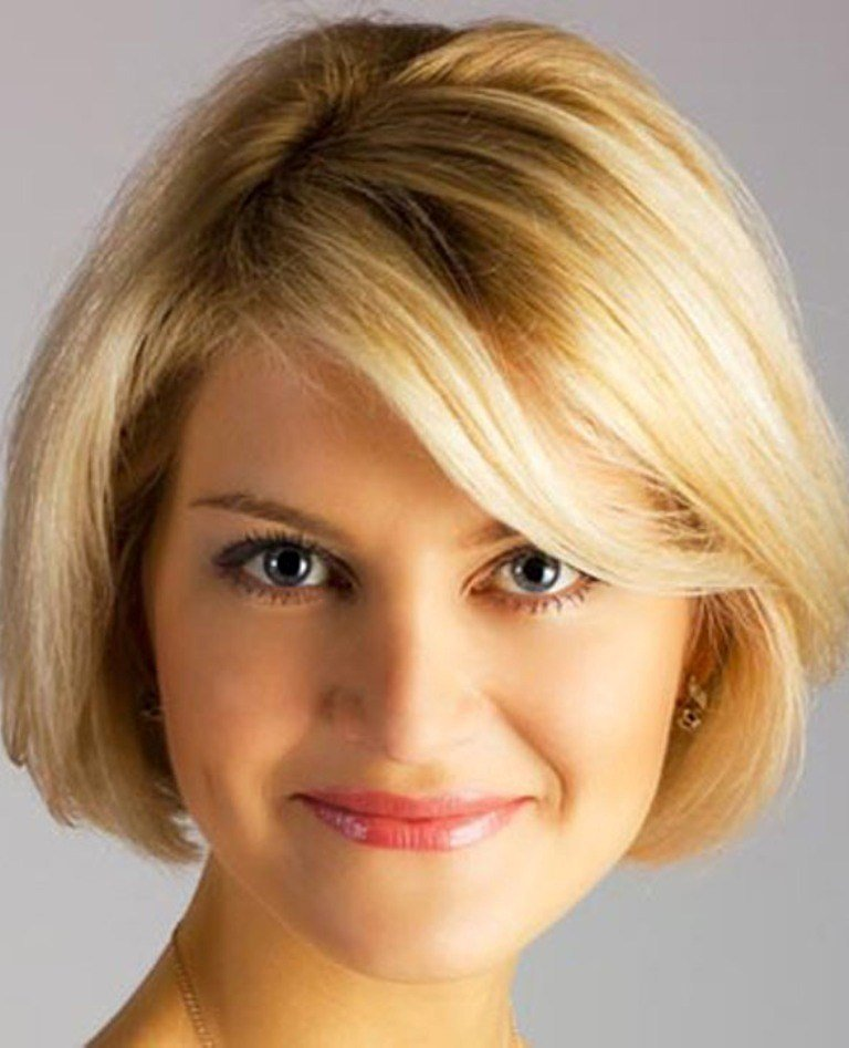 The Best 25 Short Hair Trends For Round Faces Chosen For 2019 Pictures