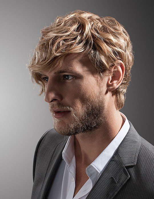 The Best Top 10 Hairstyles For Guys With Blonde Hair 2018 Trends Pictures