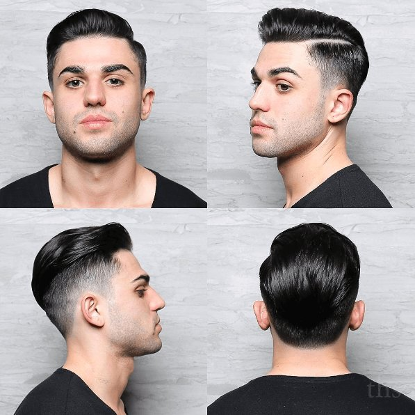 The Best Best Men S Haircuts Las Vegas The Hair Standard Pictures