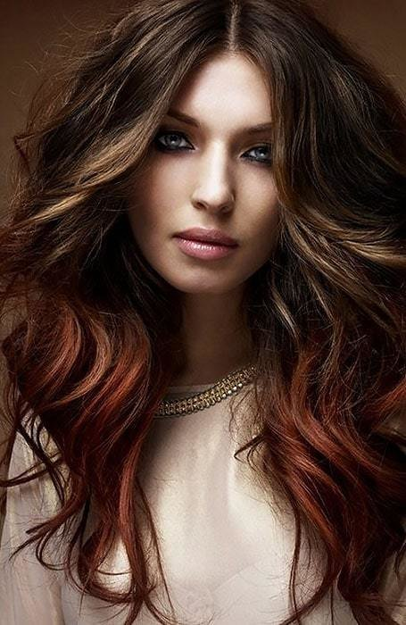 The Best 60 Best Brown Hair With Highlights Ideas The Trend Spotter Pictures