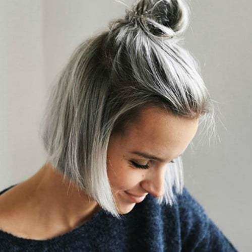 The Best 25 Chic Short Hairstyles For Thick Hair The Trend Spotter Pictures