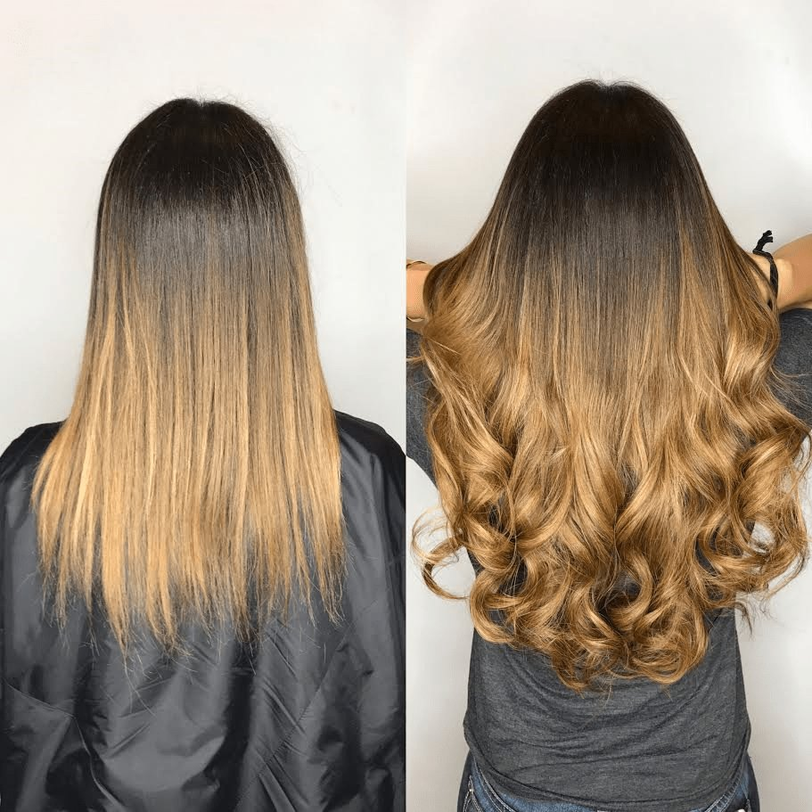 The Best Hair Extensions Miami Great Lengths Hair Extension Salon Pictures