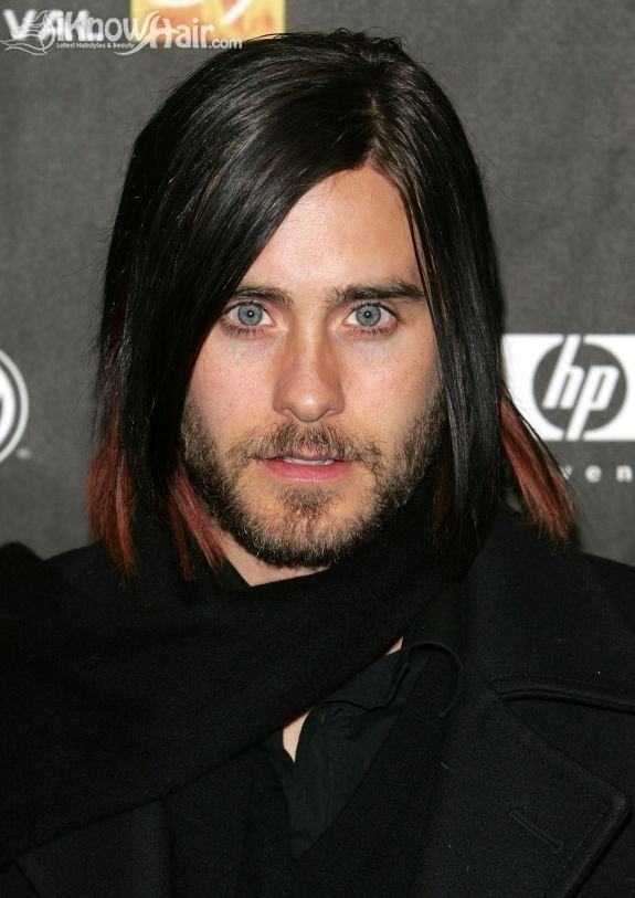 The Best Jared Leto Hair Jared Leto Red Hair Jared Leto Blue Pictures