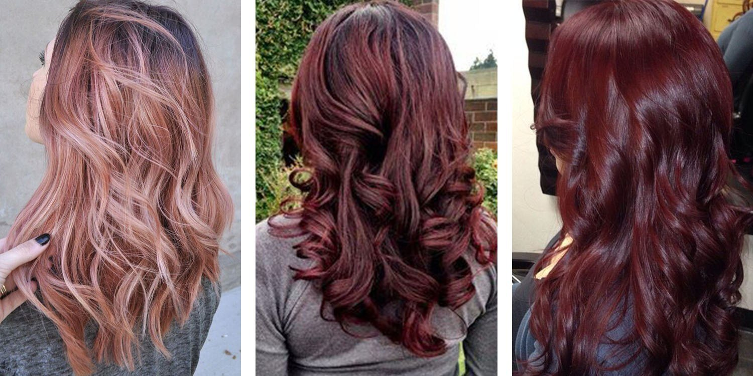 The Best The 21 Most Popular Red Hair Color Shades Pictures