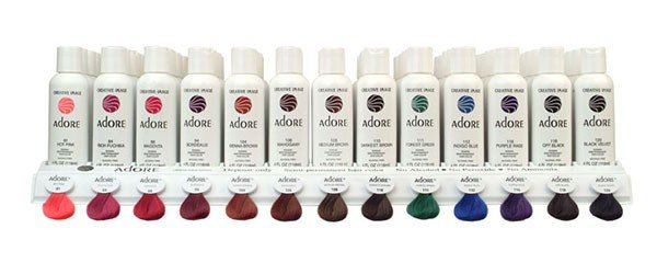 The Best Adore Hair Dye Review The Best Hair Product I Ve Ever Tried Pictures